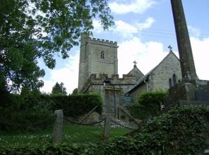 Membury Church