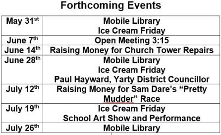 OAC Events Summer 1