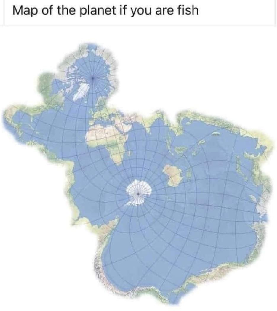 fish map