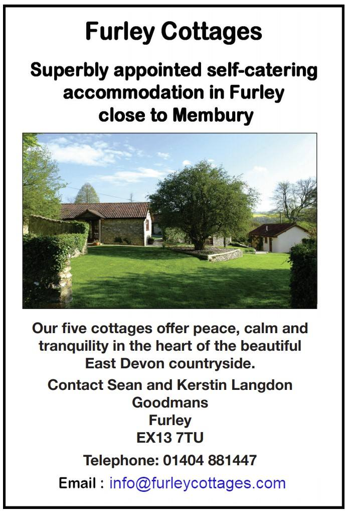 Ad 2021 Furley Cottages