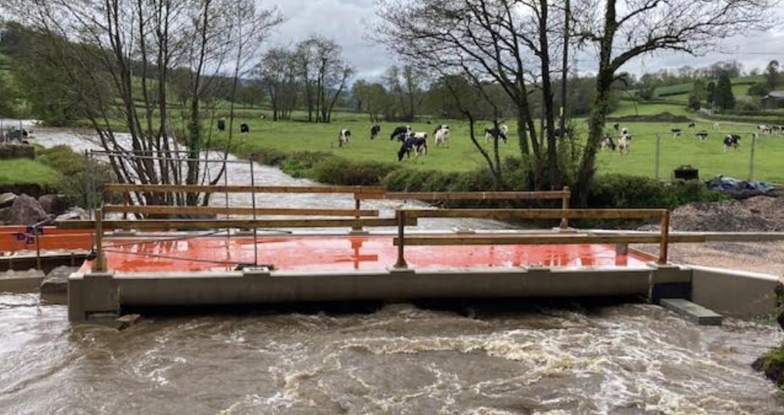 beckford flood